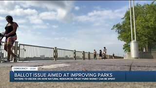 Ballot issue aimed at improving area parks