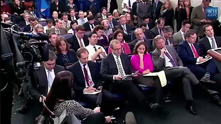 Video: Jon Karl Ruffles Jay Carney's Feathers With Questions About Obamacare Phone Applications - Video