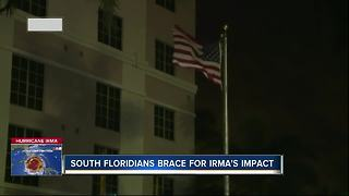 South Floridians brace for Irma's impact - Video