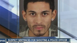 Adrian Moya, man who wounded Northglenn cop, sentenced to 32 years - Video