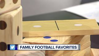 Family Football Favorites for Fall Tailgates