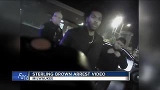 Police release video of Milwaukee Bucks player Sterling Brown's January Walgreens arrest