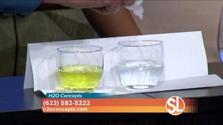 Learn how H2O Concepts can fix the chlorine problems in your tap water!
