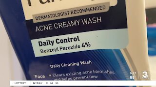 Dealing with mask acne