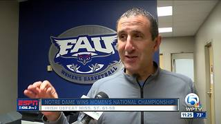 Jim Jabir on Women's National Championship - Video