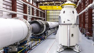 SpaceX Will Send A Crash-Test Dummy Named 'Ripley' Into Space