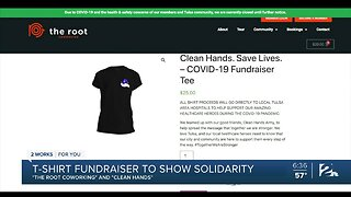 T-shirt fundraiser to show solidarity and support healthcare workers
