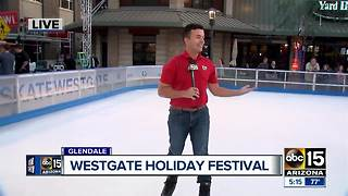 Westgate holiday festival gears up for the holidays - Video
