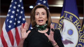 Pelosi Believes Stimulus Still Possible
