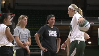 MSU's all-time scoring leader Jankoska finds new team in Poland - Video