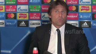 Conte hails 'perfect' start to Champions League campaign - Video