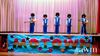 Third Graders' Tribute To Motown Just Made Them Famous With Over 35 Million Views - Video