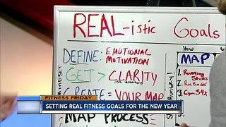 Fitness Friday: Making New Year's resolutions
