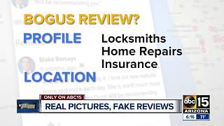 How to spot a fake online review - Video