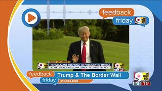 Feedback Friday: Did Trump burn up in Phoenix? - Video