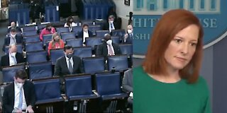 """Heated Reporter Berates Psaki Over Border Crisis: """"How is [Biden] Not Stopping That Today?"""""""