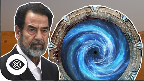 Are There Stargates In Iraq?