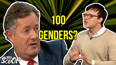 """Flashback: Piers Morgan Challenges """"Gender Expert"""" Who Fails At Defining Other Genders"""