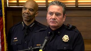 RAW: Mayor announces that Commander Paul Pazen will be new Denver Police Chief - Video