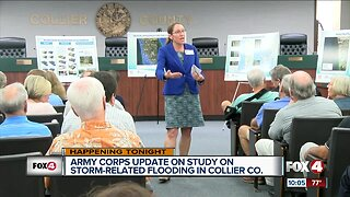 Collier County gets update on federal flooding study