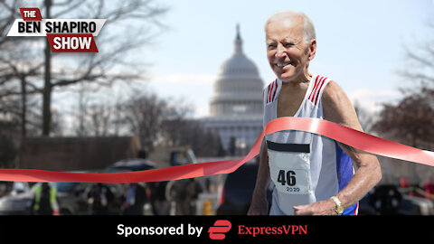 Biden Takes A Very Slow, Dishonest Victory Lap | Ep. 1214