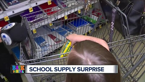 Businesses support children with WXYZ Back to School Supplies Surprise