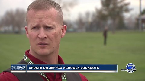 JeffCo Sheriff's Office: FBI investigating threats toward schools that caused lockouts