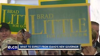 What to expect from Idaho's new governor