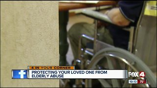Report finds a rise in abuse against elderly