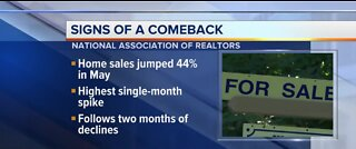 Housing Market shows signs of a comeback