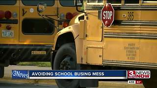 Avoiding OPS school busing issues - Video