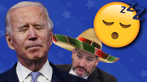 Joe Biden Calls Another Lid And The Internet Explodes Over Ted Cruz's Trip To Cancun | Ep 144