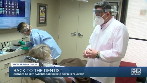 Changes at Valley dentists to keep people safe