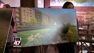 Lansing City Council moves forward with Red Cedar Project