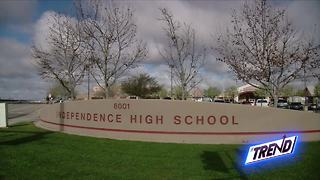 THE TREND: Independence High School starts a new movement - Video