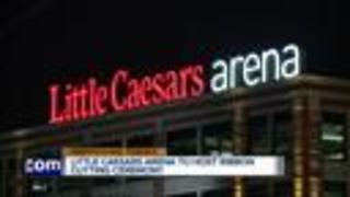 Ribbon cutting & opening ceremony for Little Caesars Arena is Tuesday - Video