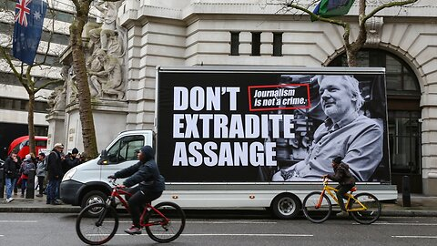 Wikileaks Founder Julian Assange's Extradition Hearing Has Started