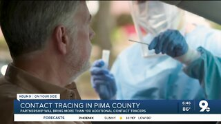 Pima County Health Department partners with company to increase contact tracing efforts