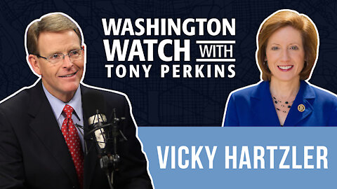 Rep. Vicky Hartzler Argues that the Equality Act Would Devastate Every Area of American Life