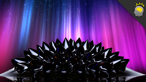 Stuff to Blow Your Mind: Science on the Web: Ferrofluid Sculptures