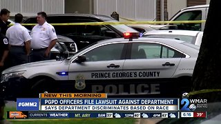 Police file lawsuit against Prince George's County alleging racial discrimination