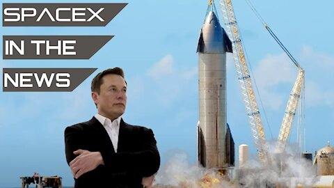 SpaceX Starship Comes Alive and Becomes First Fully Stacked Flight-Ready Rocket | SpaceX in the News