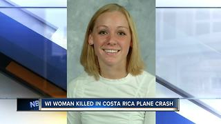 Former Wisconsin-Stout standout killed in Costa Rica crash - Video