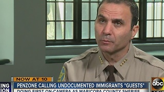 Paul Penzone takes office after 24 years of Joe Arpaio in control - Video