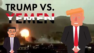 Yemen strikes: Who has got the alternative facts? - Video