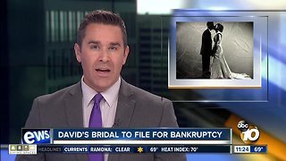 David's Bridal to file for bankruptcy - Video