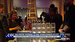 Baltimore working to end homelessness