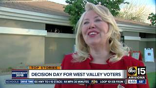 Debbie Lesko speaks ahead of special election in Arizona