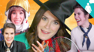 Stuff Mom Never Told You: 17 Women's History Halloween Costumes - Video