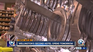 Village of Wellington welcomes second hotel to the community
